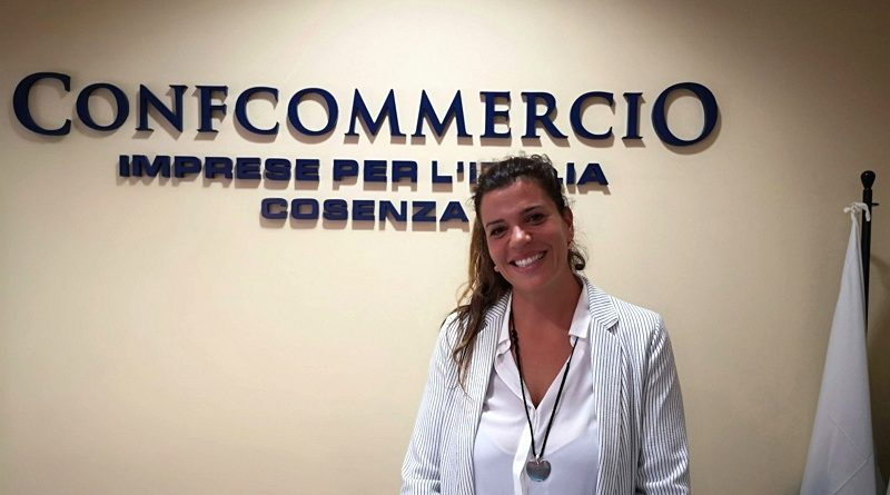 Laura Barbieri nuova presidente FIPE Cosenza
